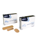 Sterile Wound Adhesive Plaster (Assorted or Rounded)